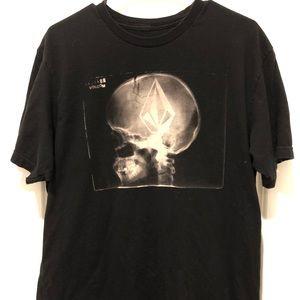 Volcom skull X-ray